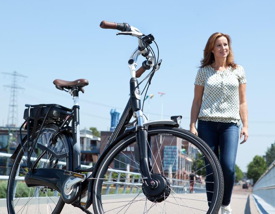 Elektrische fiets Gazelle