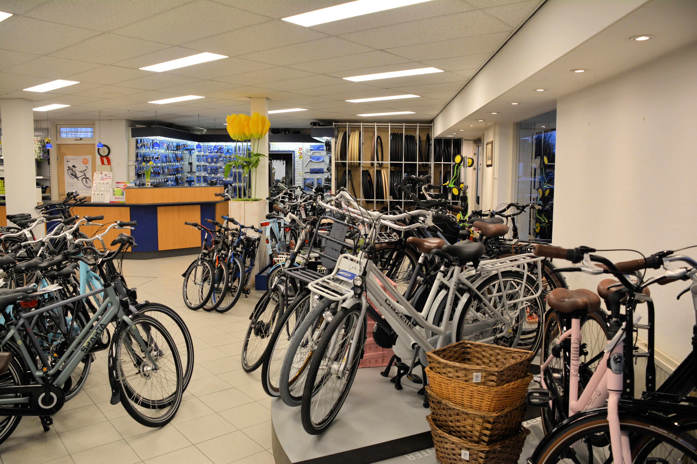 Sparta overzichtsfoto winkel Holtkamp Tweewielers Hengelo